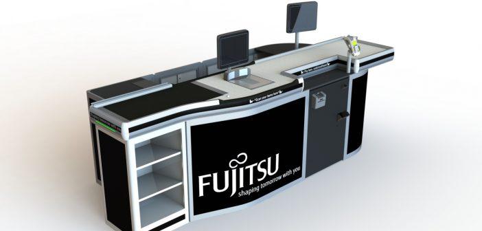 Universal-POS von Fujitsu.