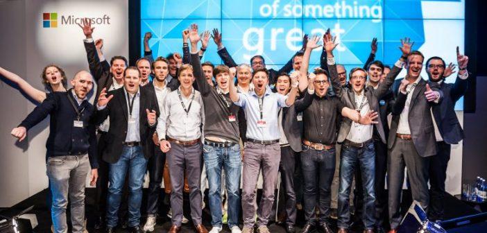 Startup-Gründer bei Microsoft
