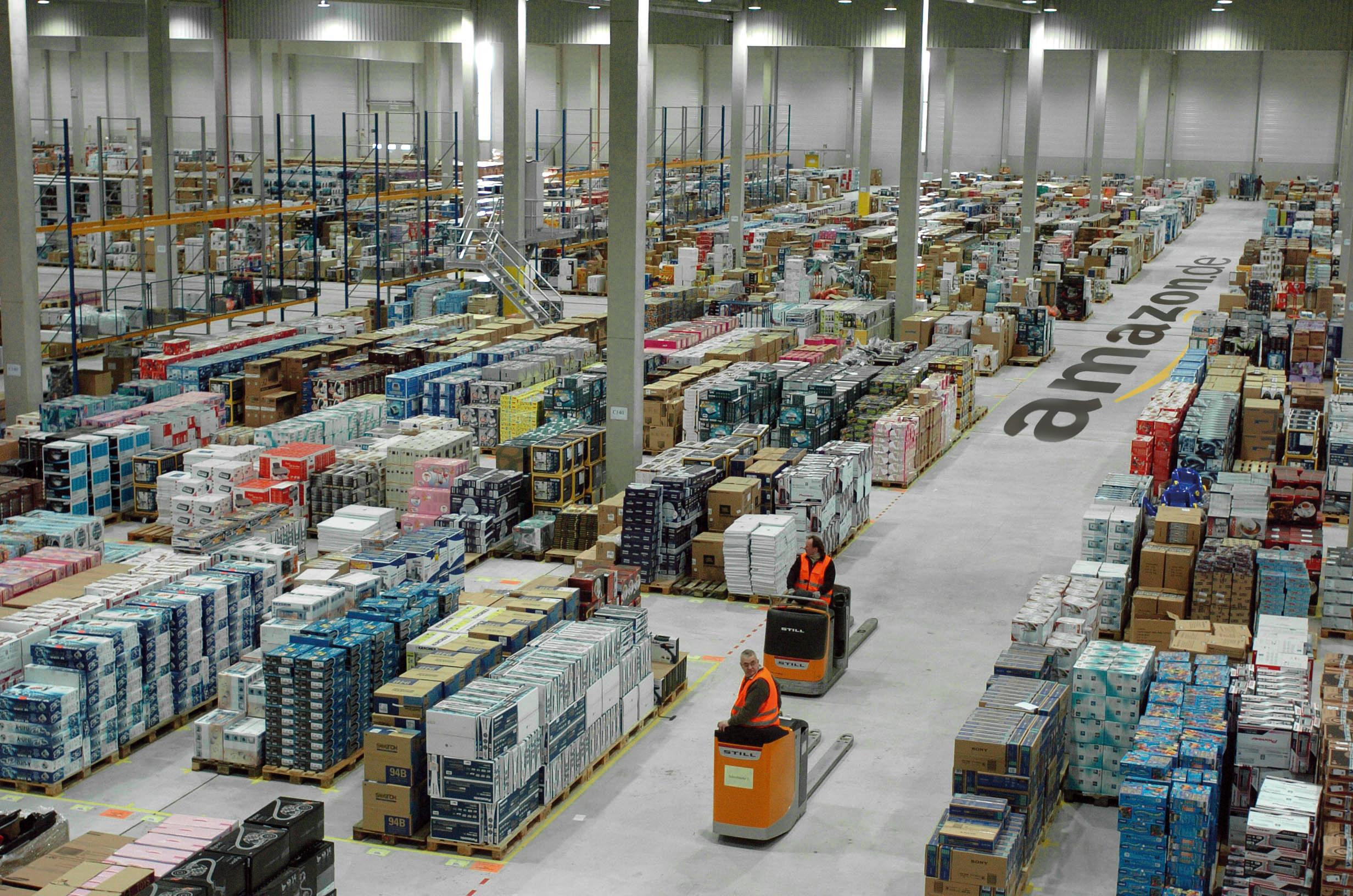 Amazon Konkurrenz China