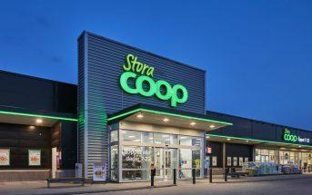 Fujitsu modernisiert COOP in Schweden.