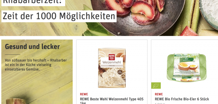 Online-Shops für Lebensmittel im Vergleich