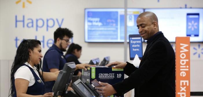 Digitalisierung: Lernen von Walmart