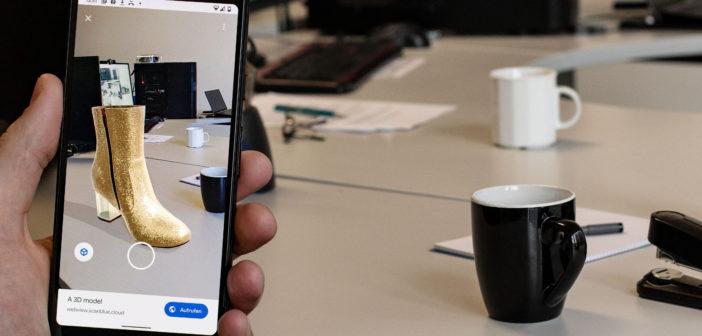 Online-Handel und Augmented Reality