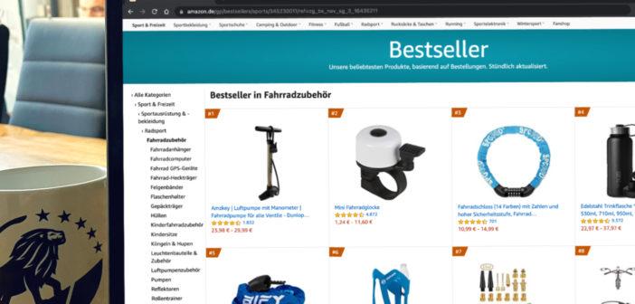 So kommt der Verkaufsrang bei Amazon zustande
